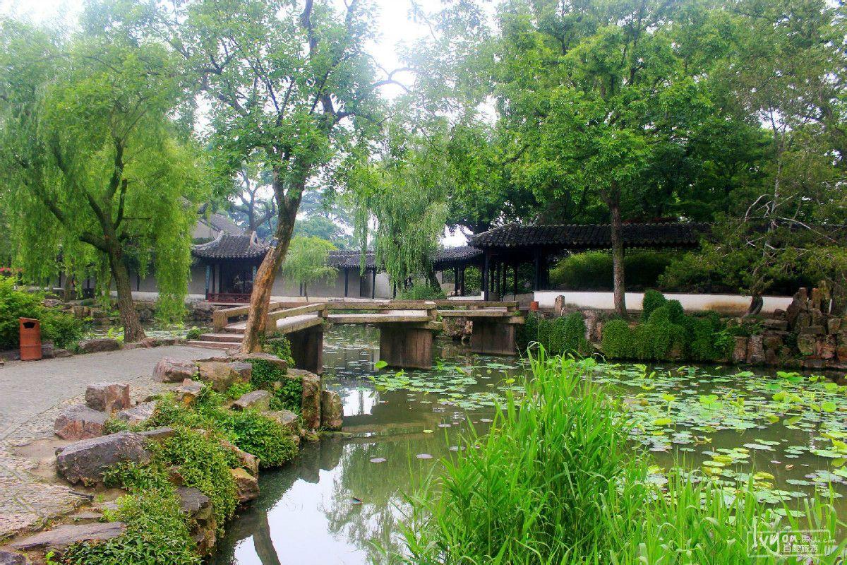 苏州拙政园旅游景点