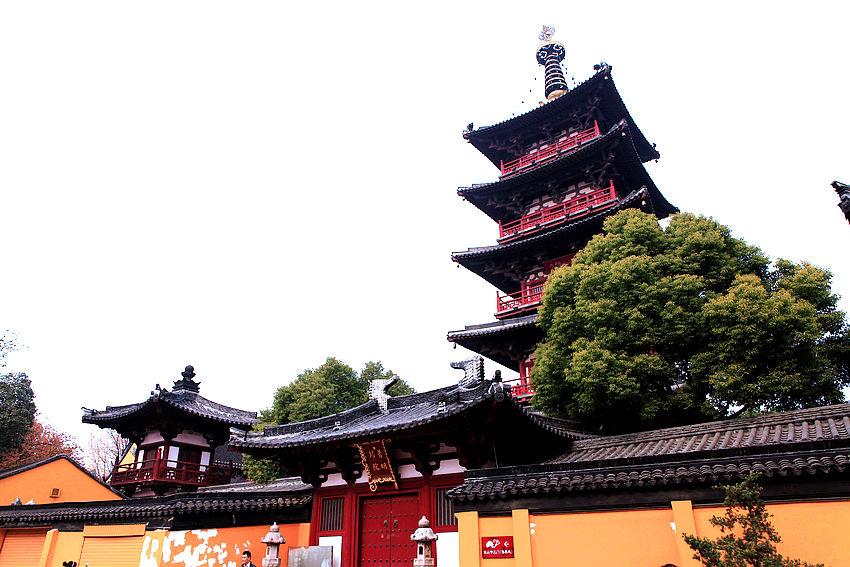 苏州寒山寺旅游景点